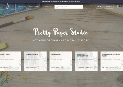 Pretty Paper Studio UAE
