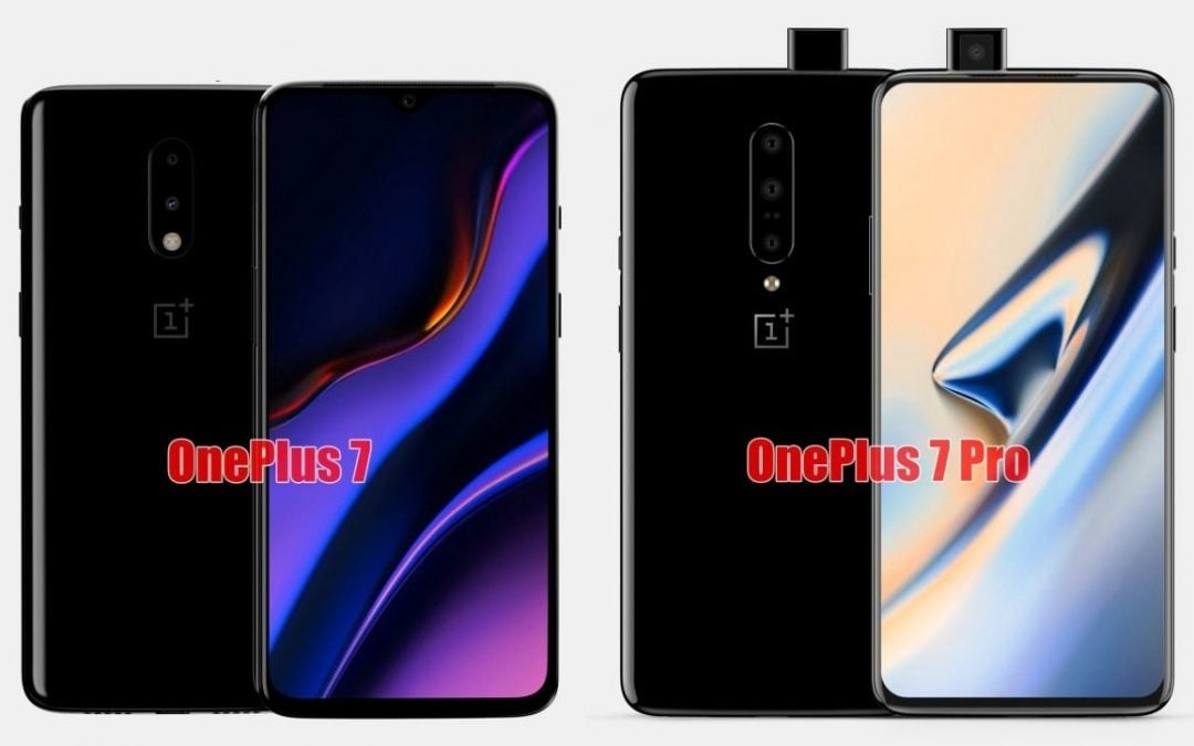 What we know so far about OnePlus 7 and OnePlus 7 Pro
