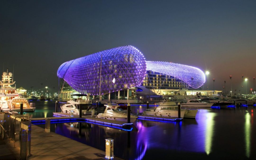 Abu Dhabi Grand Prix 2018: Night of Glamour and Fast Cars