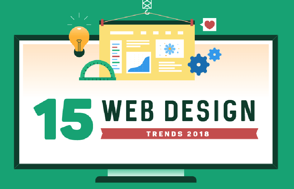2018 Web Design Trends and Their Effect on Your Business